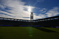 A panoramic view of the field ahead the Serie A 2018/2019 football match between Frosinone and AC Milan at stadio Benito Stirpe, Frosinone, December, 26, 2018 <br />  Foto Andrea Staccioli / Insidefoto