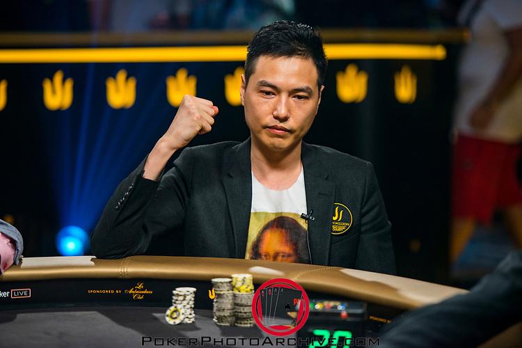 Double Up Aaron Zang