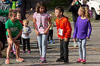 The Barnesville Pumpkin Festival 5K at Barnesville Ohio on September 29, 2018.