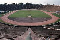 Stadion Dziesieciolecia Manifestu Lipcowego (10th-Anniversary Stadium), Warsaw, Poland, pictured on 26th August 1996