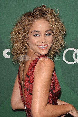 BEVERLY HILLS - OCTOBER 14:  Jasmine Sanders at Variety's Power Of Women Luncheon 2016 at the Beverly Wilshire Four Seasons Hotel on October 14, 2016 in Beverly Hills, California. Credit: mpi991/MediaPunch