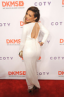www.acepixs.com<br /> April 27, 2017  New York City<br /> <br /> Leslie Lopez attending the 11th Annual DKMS 'Big Love' Gala at Cipriani Wall Street on April 27, 2017 in New York City.<br /> <br /> Credit: Kristin Callahan/ACE Pictures<br /> <br /> <br /> Tel: 646 769 0430<br /> Email: info@acepixs.com