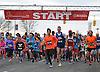 The 2016 Long Island Marathon Weekend's 1 mile race gets underway on Charles Lindbergh Boulevard on Saturday, Apr. 30, 2016.