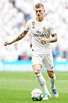 Real Madrid's Toni Kroos during La Liga match. September 14,2019. (ALTERPHOTOS/Acero)