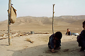 Khogebha Hoddin, Afghanistan October 2001<br /> <br /> Refugee camp near Khogebha Hoddin.
