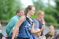 KAATSEN: SINT JACOB: 19-06-2016, Dames Hoofdklasse Vrije formatie, Ilse Tuinenga, Sjoukje Visser en Wiljo Sijbrandij (aan de opslag), ©foto Martin de Jong