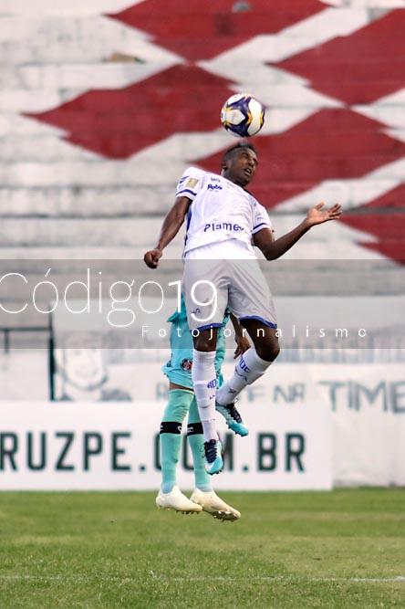 Recife, PE,30/03/19 - SANTA CRUZ-CONFIANÇA - Jogo válido pela 8° rodada da Copa do Nordeste no Arruda neste sábado(30). (Rafael Vieira/Codigo19).
