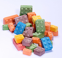 Lego Candy Blocks