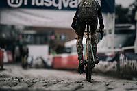 Nicolas Cleppe (BEL/Telenet Fidea Lions)<br /> <br /> Elite Men's Race<br /> Belgian National CX Championschips<br /> Kruibeke 2019