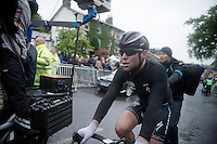 Mark Cavendish (GBR) rolling in<br /> <br /> Tour of Britain<br /> stage 2: Carlisle to Kendal (187km)