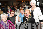 The Blackwater Women's Group Tea Dance in the Kenmare Bay Hotel on Sunday.