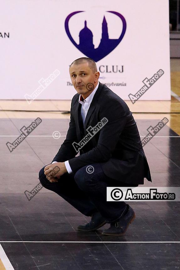 antrenor Claudiu Fometescu