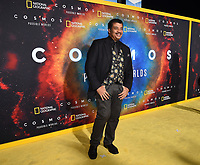 "LOS ANGELES - FEBRUARY 26: Neil deGrasse Tyson attends National Geographic's 2020 Los Angeles premiere of ""Cosmos: Possible Worlds"" at Royce Hall on February 26, 2020 in Los Angeles, California. Cosmos: Possible Worlds premieres Monday, March 9 at 8/7c on National Geographic. (Photo by Frank Micelotta/National Geographic/PictureGroup)"