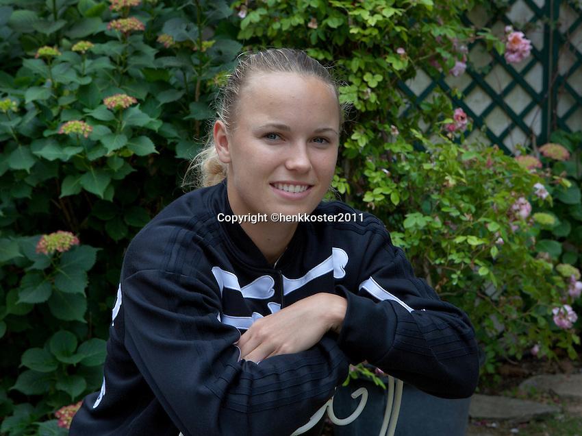 26-05-11, Tennis, France, Paris, Roland Garros ,   Caroline Wozniaki