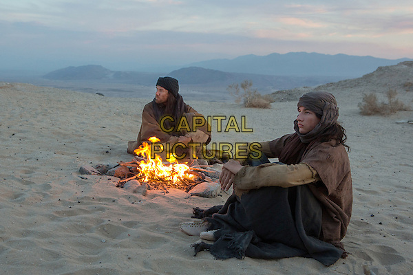 Last Days in the Desert (2015)<br /> Ewan McGregor stars as 'Jesus' and Tye Sheridan as 'Son'<br /> *Filmstill - Editorial Use Only*<br /> CAP/KFS<br /> Image supplied by Capital Pictures