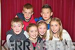 Mark O'Shea, Valentina Duotkalyta, Claire O'Shea, lynn O'Shea, john O'Shea and Sam Tamir at the awards at the Killarney South Community games in the Dromhall on Sunday night.   Copyright Kerry's Eye 2008