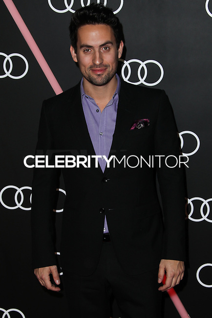 LOS ANGELES, CA - JANUARY 09: Ed Weeks at the Audi Golden Globe Awards 2014 Cocktail Party held at Cecconi's Restaurant on January 9, 2014 in Los Angeles, California. (Photo by Xavier Collin/Celebrity Monitor)