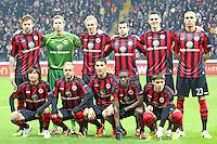 12.12.2013: Eintracht Frankfurt vs. Nikosia