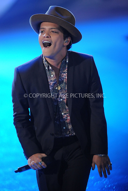 WWW.ACEPIXS.COM . . . . . .November 7, 2012...New York City....Bruno Mars performs on the runway during the 2012 Victoria's Secret Fashion Show at the Lexington Avenue Armory on November 7, 2012 in New York City ....Please byline: KRISTIN CALLAHAN - ACEPIXS.COM.. . . . . . ..Ace Pictures, Inc: ..tel: (212) 243 8787 or (646) 769 0430..e-mail: info@acepixs.com..web: http://www.acepixs.com .