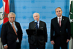 JAN 30 2013 _Another round of negotiation between Greece and Macedonia  at UN New York.