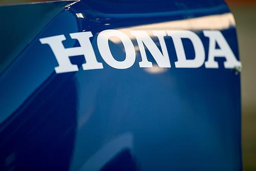 26-27 February, 2016, Avondale, Arizona USA<br /> Honda detail<br /> ©2016, Sam Cobb<br /> LAT Photo USA