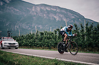 Sander Arm&eacute;e (BEL/Lotto-Soudal)<br /> <br /> stage 16: Trento &ndash; Rovereto iTT (34.2 km)<br /> 101th Giro d'Italia 2018