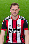 Richard Stearman of Sheffield Utd during the 2017/18 Photocall at Bramall Lane Stadium, Sheffield. Picture date 7th September 2017. Picture credit should read: Sportimage