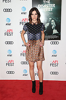 HOLLYWOOD, CA - NOVEMBER 12: Kelly Oxford, at the AFI Fest 2017 Centerpiece Gala Presentation of The Disaster Artist on November 12, 2017 at the TCL Chinese Theatre in Hollywood, California. <br /> CAP/MPIFS<br /> &copy;MPIFS/Capital Pictures