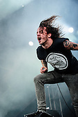 CANCER BATS, LIVE, 2012, <br /> PHOTOCREDIT:  IGOR VIDYASHEV/ATLASICONS