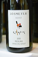 riesling grand cru hengst domaine josmeyer wintzenheim alsace france