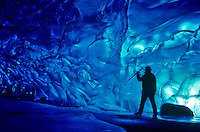 Exploring a glacial ice cave in Glacier Bay National Park, Alaska, AGPix_0010.