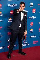 Ramón Freixa attends to the photocall of the Gala Sida at Palacio de Cibeles in Madrid. November 21, 2016. (ALTERPHOTOS/Borja B.Hojas) //NORTEPHOTO.COM