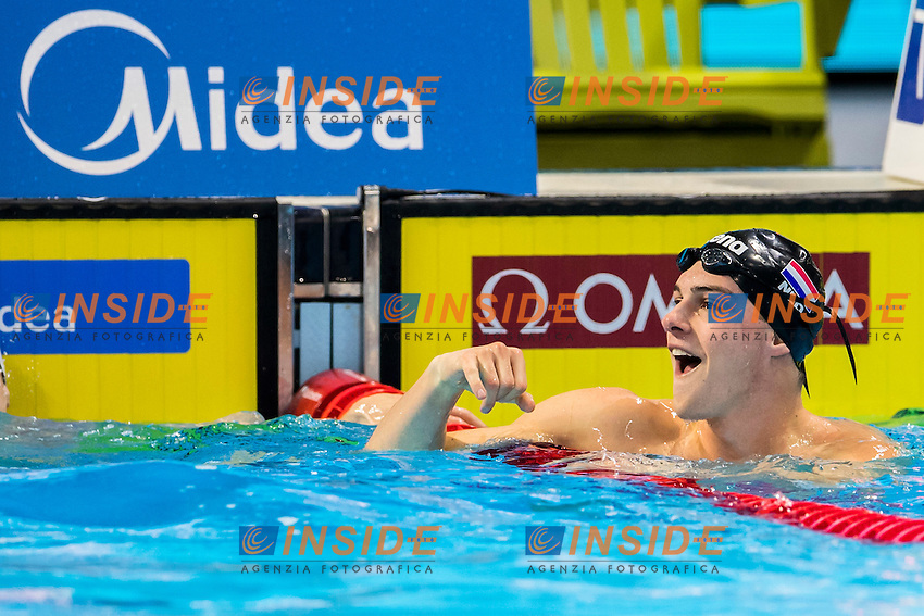 PUTS Jesse NED Gold Medal<br /> Men's 50m Freestyle<br /> 13th Fina World Swimming Championships 25m <br /> Windsor  Dec. 9th, 2016 - Day04 Finals<br /> WFCU Centre - Windsor Ontario Canada CAN <br /> 20161209 WFCU Centre - Windsor Ontario Canada CAN <br /> Photo &copy; Giorgio Scala/Deepbluemedia/Insidefoto
