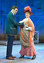 The Music Man. Book, Lyrics and Music by Meredith Wilson ,directed by Rachel Kavanaugh. With Brian Conley as Professor Harold Hill ,Sophie Louise Dann as Alma Hix.Opens at The Chichester Festival Theatre on 3/7/08. CREDIT Geraint Lewis