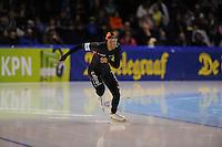 SCHAATSEN: HEERENVEEN: Thialf, KPN NK Sprint, 30-12-11, Kjeld Nuis, ©foto: Martin de Jong.