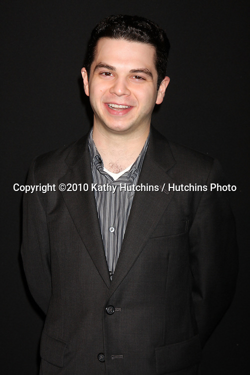 Samm Levine.arriving at the 25th Santa Barbara International Film Festival Cinema Vanguard Awards.Lobero Theater.Santa Barbara, CA.February 12, 2010.©2010 Kathy Hutchins / Hutchins Photo....