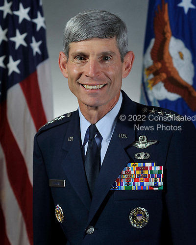 In this photo released by the United States Air Force, this is the official portrait of General Norton A. Schwartz is Chief of Staff of the US Air Force, Washington, DC, taken on August 1, 2008.  As Chief, he serves as the senior uniformed Air Force officer responsible for the organization, training and equipping of nearly 700,000 active-duty, Guard, Reserve and civilian forces serving in the United States and overseas. As a member of the Joint Chiefs of Staff, the general and other service chiefs function as military advisers to the Secretary of Defense, National Security Council and the President.  General Schwartz graduated from the U.S. Air Force Academy in 1973. He is an alumnus of the National War College, a member of the Council on Foreign Relations, and a 1994 Fellow of Massachusetts Institute of Technology's Seminar XXI. He has served as Commander of the Special Operations Command-Pacific, as well as Alaskan Command, Alaskan North American Aerospace Defense Command Region, and the 11th Air Force. Prior to assuming his current position, General Schwartz was Commander, U.S. Transportation Command and served as the single manager for global air, land and sea transportation for the Department of Defense. General Schwartz is a command pilot with more than 4,400 flying hours in a variety of aircraft. He participated as a crew member in the 1975 airlift evacuation of Saigon, and in 1991 served as Chief of Staff of the Joint Special Operations Task Force for Northern Iraq in operations Desert Shield and Desert Storm. In 1997, he led the Joint Task Force that prepared for the noncombatant evacuation of U.S. citizens in Cambodia. <br /> Credit: US Air Force via CNP