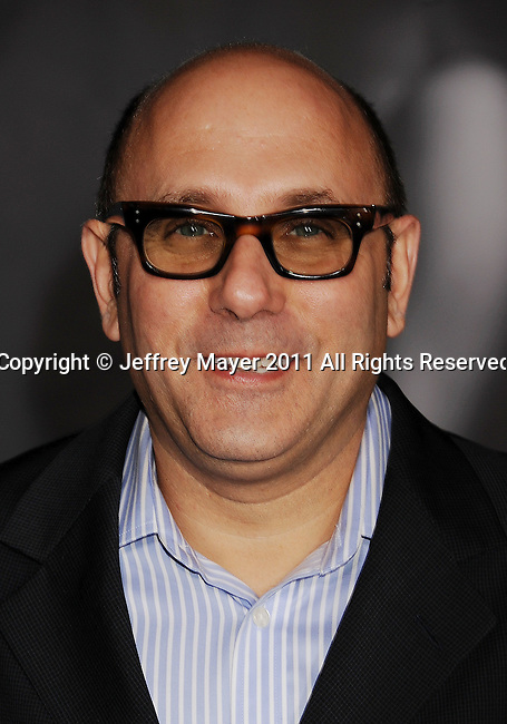 "WESTWOOD, CA - OCTOBER 20: Willie Garson  arrives at the ""In Time"" Los Angeles Premiere at Regency Village Theatre on October 20, 2011 in Westwood, California."