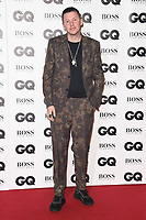 LONDON, UK. September 05, 2018: Professor Green at the GQ Men of the Year Awards 2018 at the Tate Modern, London