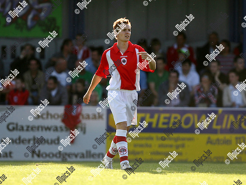 2009-07-18 / Seizoen 2009-2010 / Voetbal / R. Antwerp F.C. / Bas Vervaeke..Foto: Maarten Straetemans (SMB)