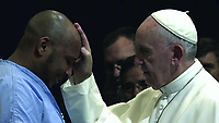 Pope Francis: A Man of His Word (2018) <br /> *Filmstill - Editorial Use Only*<br /> CAP/MFS<br /> Image supplied by Capital Pictures