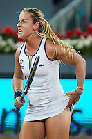 MADRID OPEN TENNIS 2015. WTA FINAL. CIBULKOVA v HALEP.
