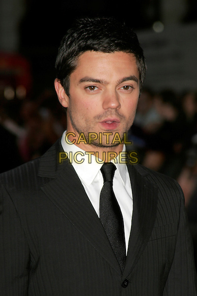 "DOMINIC COOPER .""The Duchess"" World Film Premiere, Odeon Leicester Square, London, England..September 3rd 2008.headshot portrait stubble facial hair .CAP/AH.©Adam Houghton/Capital Pictures."