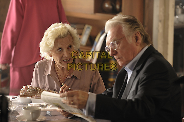 Honor Blackman, Alan Ford<br /> in Cockneys vs Zombies (2012) <br /> *Filmstill - Editorial Use Only*<br /> CAP/FB<br /> Image supplied by Capital Pictures