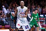 Södertälje 2013-02-23 Basket Basketligan , Södertälje Kings - Sundsvall Dragons :  .Sundsvall 13 Alex Wesby .(Byline: Foto: Kenta Jönsson) Nyckelord:  porträtt portrait