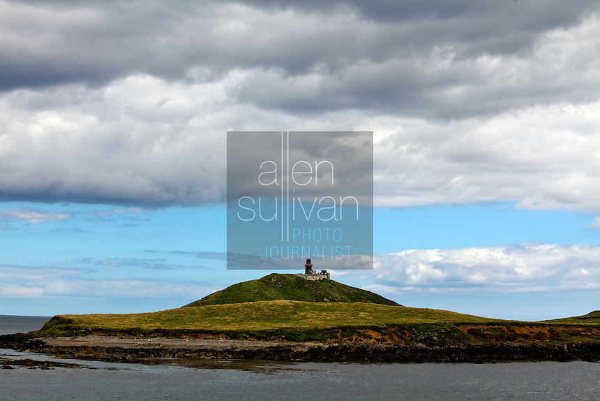 The Ballycotton lighthouse, Ballycotton, County Cork, Ireland; August 2010.