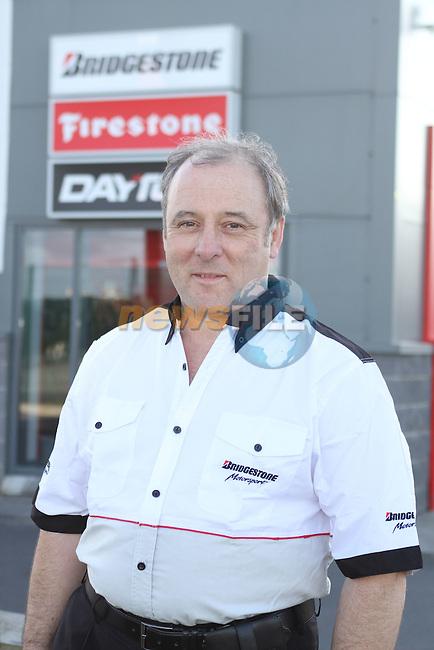 Michael Fay, Bridgestone, M1 Retail Park....Picture Jenny Matthews/Newsfile.ie