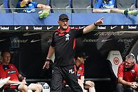 Trainer Steffen Baumgart (SC Paderborn 07)<br /> - 27.06.2020: Fussball Bundesliga, Saison 19/20, Spieltag 34, Eintracht Frankfurt vs. SC Paderborn 07, emonline, emspor, Namen v.l.n.r. <br /> <br /> Foto: Marc Schueler/Sportpics.de/Pool <br /> Nur für journalistische Zwecke. Only for editorial use. (DFL/DFB REGULATIONS PROHIBIT ANY USE OF PHOTOGRAPHS as IMAGE SEQUENCES and/or QUASI-VIDEO)