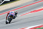 austin. tejas. USA. motociclismo<br /> GP in the circuit of the americas during the championship 2014<br /> 10-04-14<br /> En la imagen :<br /> free practices moto GP<br /> jorge lorenzo<br /> photocall3000 / rme