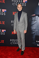 LOS ANGELES, CA. October 22, 2018: Michael Kelly at the season 6 premiere for &quot;House of Cards&quot; at the Directors Guild Theatre.<br /> Picture: Paul Smith/Featureflash